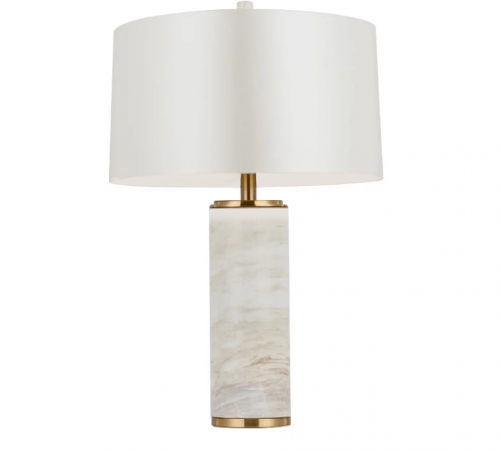 Burj Gold Brass Marble Table Lamp Stunning Design Affordable Cheap Luxury ROOBBA